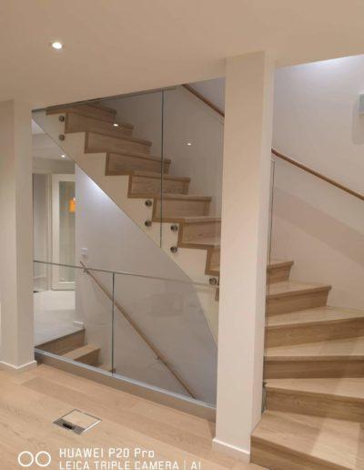 põrand + trepp